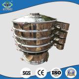 SUS 316 Stainless Steel Round Salt Vibrating Screen Machine