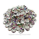 Wholesale Cheap Rhinestone Beads Spacer, Jewelry Rhinestone Bracelet Beads