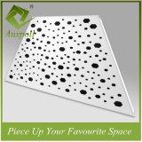 Aluminum Decoration Perforative Clip-in Ceiling Tile