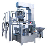 Rotary Microwave Popcorn Packing Machine