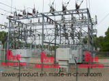 Megatro 24.9kv Distribution and Substation Bus Steel Supports (MGS-BSS249)
