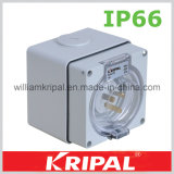 3pin 10A/15A Weather Protected Appliance Inlet