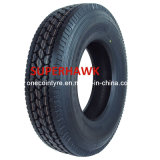 Superhawk Tire, Bus Tire, Radial Truck Tire (295/75R22.5)