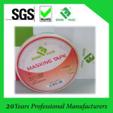 Masking Tape Is Adhesive Creped Paper Tape Coated on One Side with Rubber-Based Adhesive
