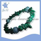Health Gemstone Stone Beads Bracelet, Magnetic Jewelry 2015 Gus-Hb-020