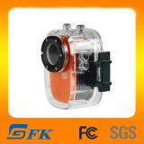 Full HD Sports Camera with Waterproof Function