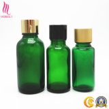 Green Clear Glass Oil Product for 5ml 10ml 15ml