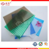 Polycarbonate Frosted Two Layer Sheet for Awning Corridor Aisle Cover