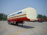 Tri Axle Oil Tank Trailer (SKW9381GGY)