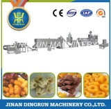 China Jinan puffed snacks food making machine