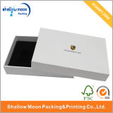 High-End White Glossy Gift Box with Inserts (A Z121923)