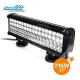 17 Inch 216W Four Rows SM6031-216 Offroad LED Light Bar