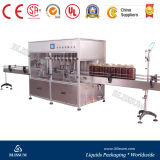 High Quality Straight-Line Lubricating Oil Filling Machine