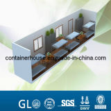 Customized 20ft 40ft Container Hotel and Apartment