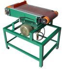 Mini Sanding Machine for Wood Surface Deburring and Grinding