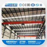 Light Duty 10 Ton Single Girder Overhead Crane