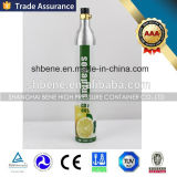 Aluminum 0.6L CO2 Cylinder for Soda Machine