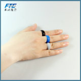 OEM Men′s Silicone Ring for Promotion Gift