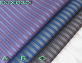 Stripe Polyester Cotton Dobby Fabric Shirting Djx030