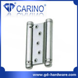 Spring Hinge ((Double Action Spring) Iron or Ss (HY837)
