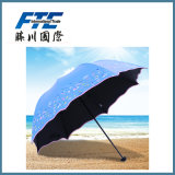 Women Double Layer Sun Umbrella for Part