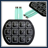 Matrix Membrane Keypad 3X4