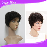 Top Quality Human Short Human Hair Wig