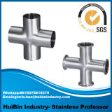 Carbon Steel Reducing on Outlet Cross Tee Elbow for Sanitary Shower Hot Water Construction