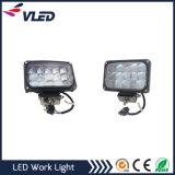 45W Hi/Lo Marine LED Work Light Work LED Spot Truck Light 4D Lens