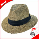 Natural Seagrass Straw Hat Panama Hat