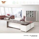 New Design Office Furniture Melamine Computer Desk (H70-0166)