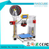 2017 Rise Newest Hot Sale and Easy Operating Fdm Desktop 3D Printing Machine