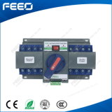 2016 New 1-63A 2p 3p 4p 230VAC Dual Power Automatic Transfer Switch