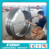Spare Part Ring Die Stainless Steel Feed Pellet Mill Die