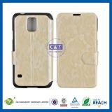 C&T Hot Leather Back Cover for Galaxy S5