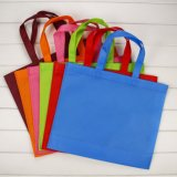 Colors Non Woven Bag with Heat Seal Process