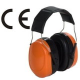 Industrial Safety Working Adjustable Earmuff with CE (JMC-412E)