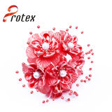 Coral Decoration Artificial Flower Arrangements