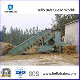 Horizontal Auto Hydraulic Baler for Hay&Straw