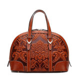 Latest Elegant Designs Genuine Leather Shell Bag Handbags for Womens Collections