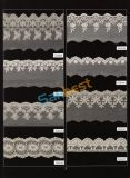 Different Designs High Quality Beautiful Mesh Lace for Decoration