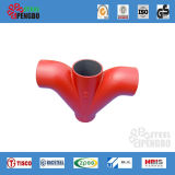 En877 Cast Iron Pipe Fitting
