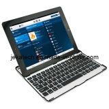 Aluminium Alloy Bluetooth Wireless Keyboard for iPad 2/3/4