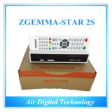 Based DVB-S2 Zgemma Star 2s with Twin Tuner Original Satellite Receiver Support IPTV Youtube