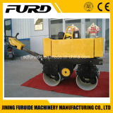 Hydraulic Double Drum Mini Road Roller Compactor (FYL-800)