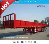 3 Axle 40FT Side Fence Truck Semitrailer or Truck Semi Trailer