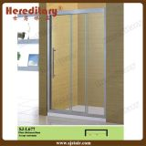 Simple Design 304 Stainless Steel Glass Bathroom (SJ-L677)