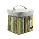 Insulated Thermal Lunch Cooler Bag for Bottle and Picnic