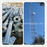 3 Legs Tubular Steel Telecom GSM Antenna WiFi Bts Cell Phone Towers