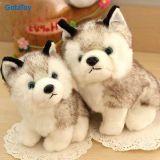 High Quality Custom Plush Husky Dog Stuffed Soft Toy